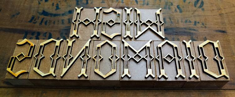 Wish Diamonds Typeface